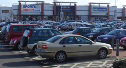 silverlink retail park