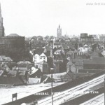 view of newcastle from sally port tower 1912